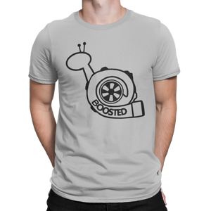 Camiseta turbo boosted