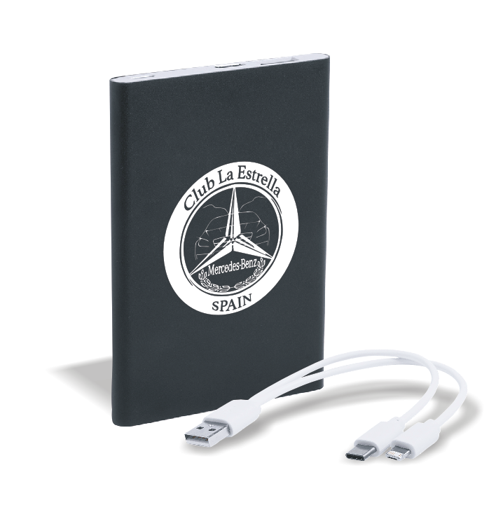 power bank la estrella mercedes benz