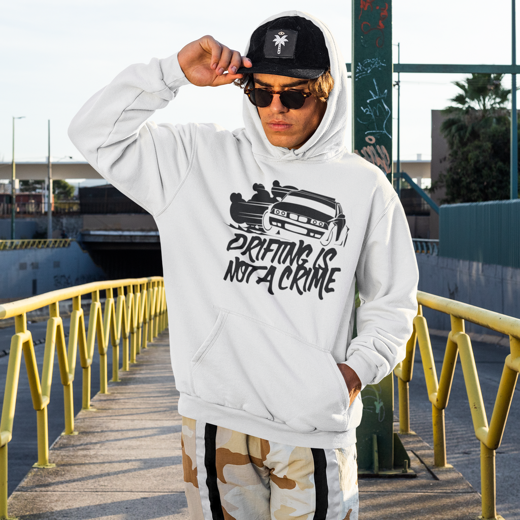 Sudadera Drift is not a crime