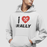 "Sudadera ""I Love Rally"""