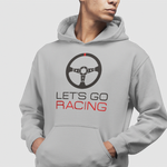 "Sudadera ""Lets go racing"""