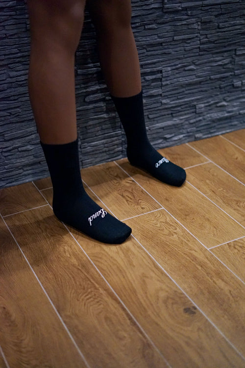 STANCELAND SOCKS BLACK