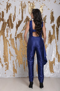LIBRA JUMPSUIT ( BLUE )