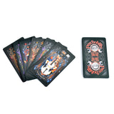 Psychobilly Tarot major arcana and aces deck