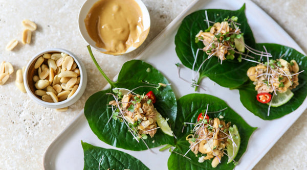 Jackfruit Betel Leaves