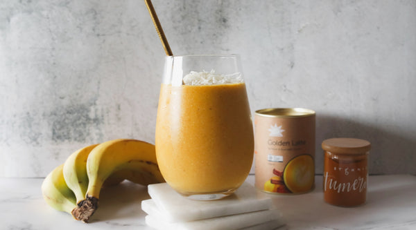 Golden Glow Smoothie