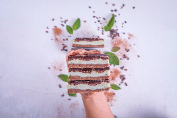 Choc Mint Protein Bar