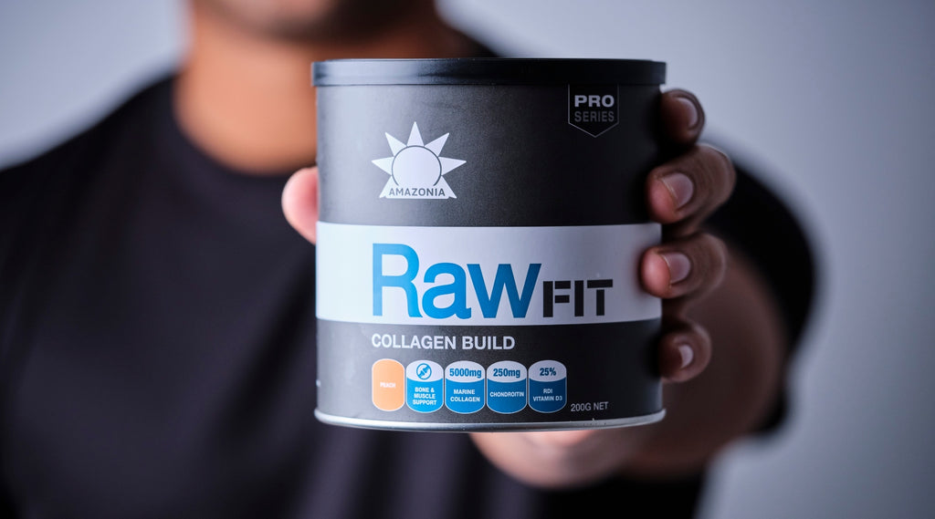 RawFIT Collagen Build