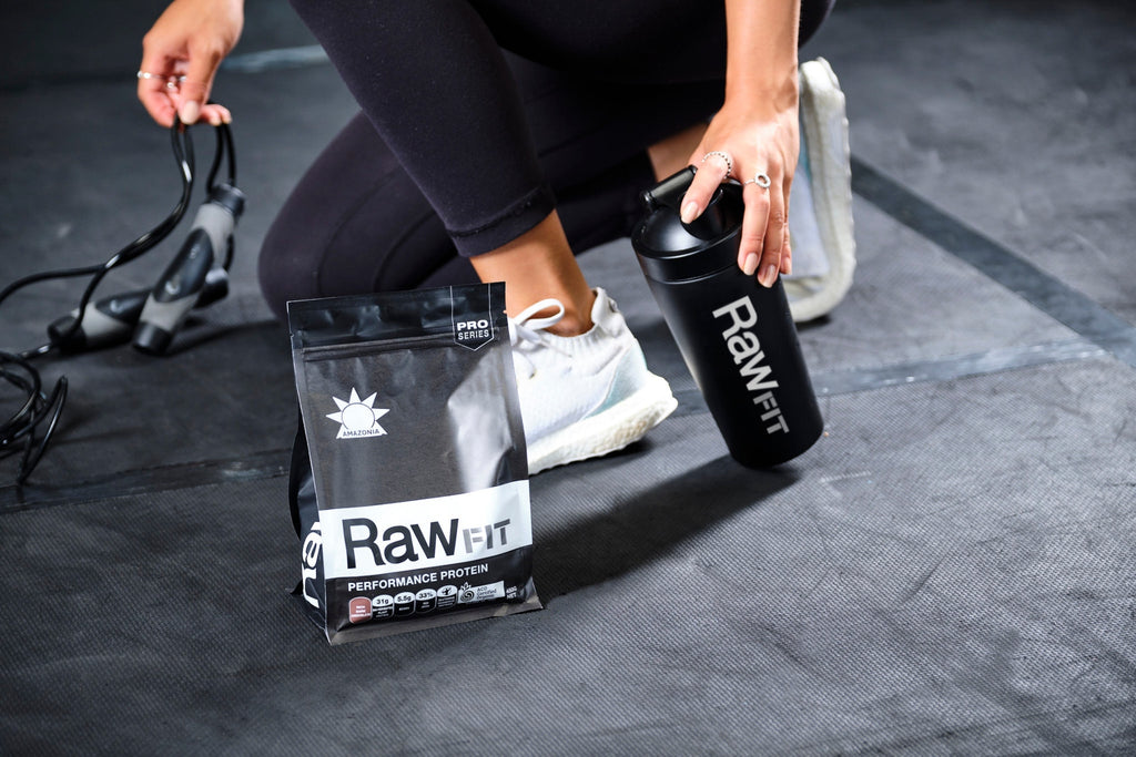 RawFIT Protein