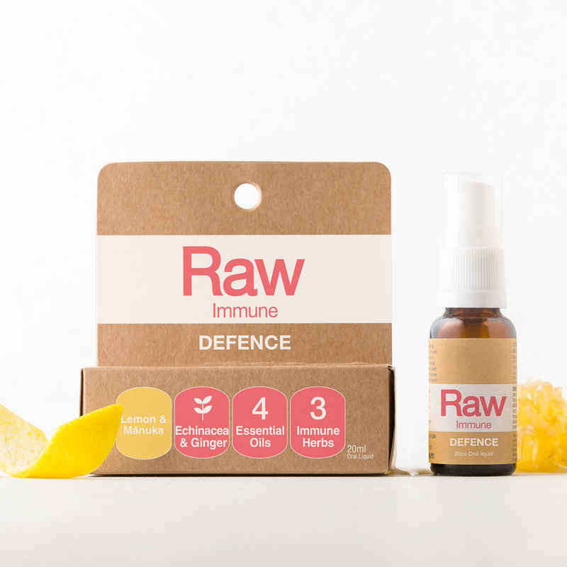Raw Immune Defence