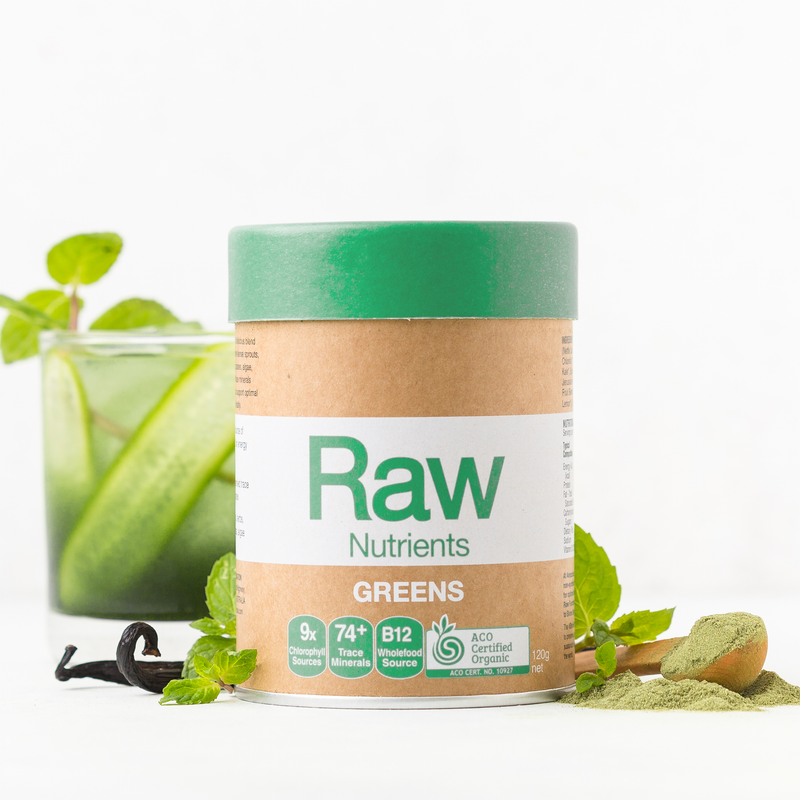 Raw Nutrients Greens