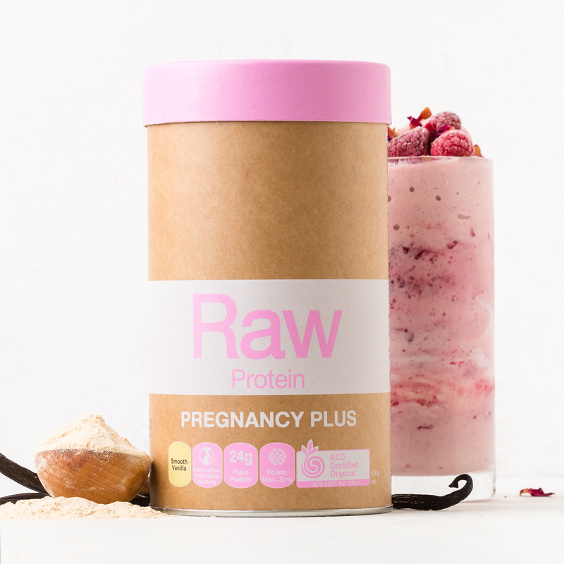 Raw Protein Pregnancy Plus