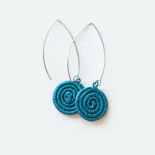 Ziga Woven Earrings