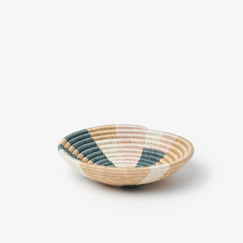 Prism Woven Basket-Baskets-Jabulani Creations