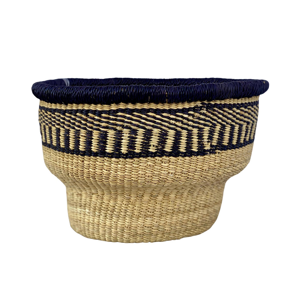 Tiny bolga drum basket