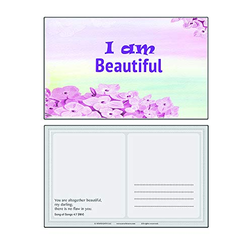 Devotional Bible Verses for Women Postcards