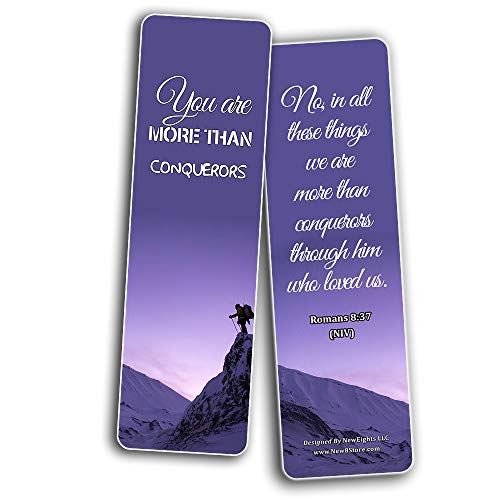 Devotional Bible Verses for Men Bookmarks