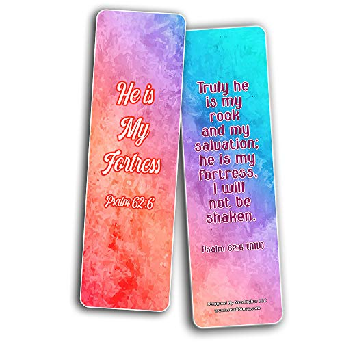 Popular Bible Verses Bookmarks Series 2