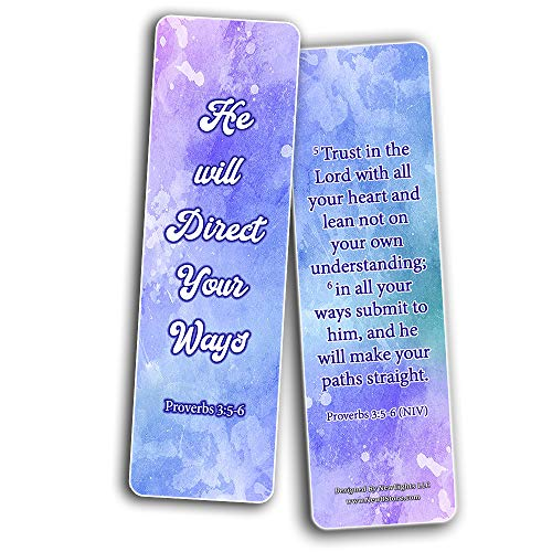 Popular Bible Verses for Kids Series 1 (60-Pack) - Perfect Giveaways for Sunday School, VBS and Children's Ministry