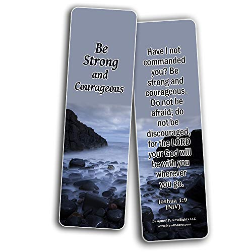 Bible Verses Bookmarks About Controlling Our Emotions for When Your Faith Is Feeble For Those Dealing With Disappointment (60-Pack) (Bible Verses to Comfort You (60-Pack))