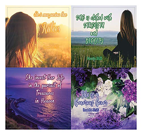 Christian Stickers for Women Series 1