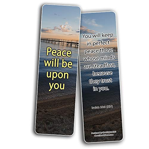 You are enough bible verse bookmarks (12-Pack)