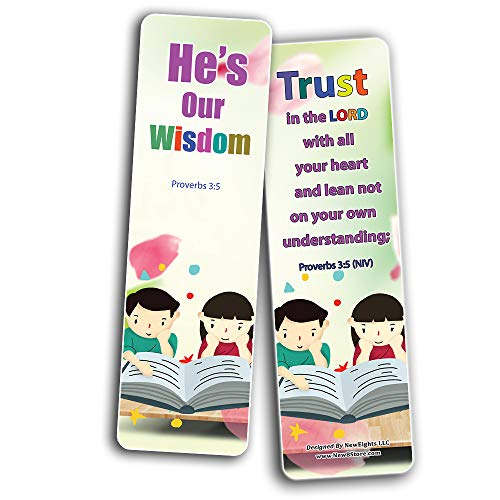 Jesus Throughout the Bible Bookmarks Series 3