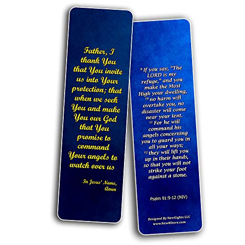 A Prayer for My Wife Bookmarks (30-Pack) - Handy Prayer Perfect for Wives