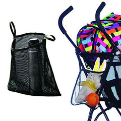 Charis Kid Mesh Stroller Bag - Stroller Organizer Carrying Bag - Umbrella Stroller Accessories
