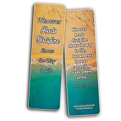 Shows True Obedience To God Memory Verses Bookmarks