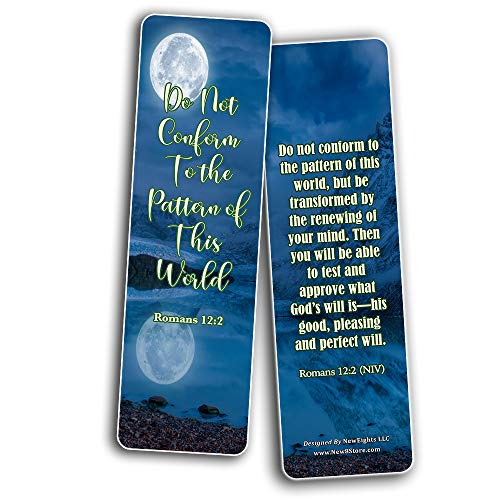 Bible Verses about Priorities In Life Bookmarks