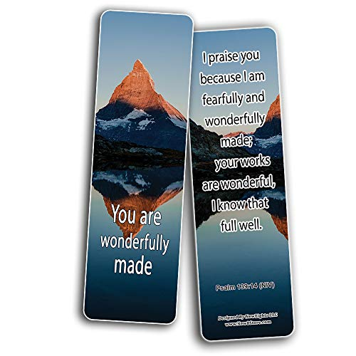 Daily Planners Encouragement Bookmarks Series 2 (60-Pack)