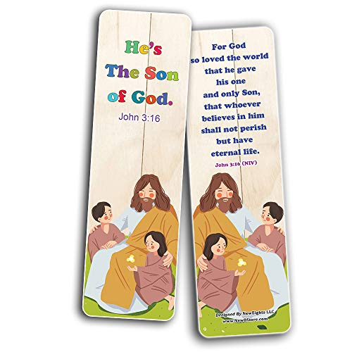 Jesus Throughout the Bible Bookmarks Series 7
