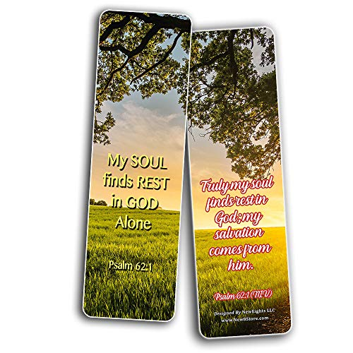 Redemption of Christ Scriptures Bookmarks (30 Pack) - Well Designed and Easy To Memorize Bible Verses - Stocking Stuffers Adoration Devotional Bible Study - Church Ministry Supplies Classroom Giveaway