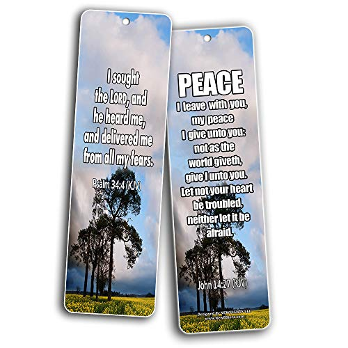 Bible Verses About Healing KJV (60-Pack) - Great Healing Verses To Meditate