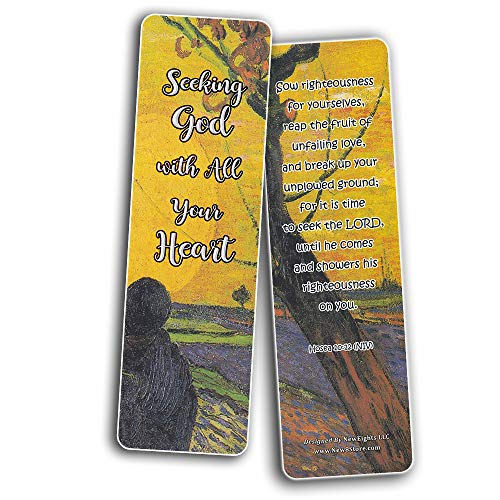 Wonderful Magnificent God Bible Verses Bookmarks