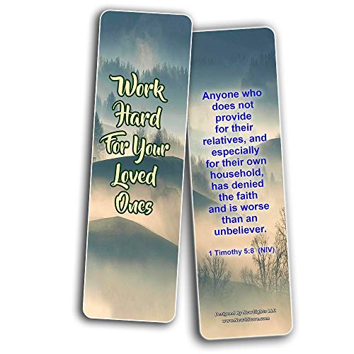 Memory Verse About Positive Attitude (30-Pack) - Handy Christian About Good Attitude Towards Others