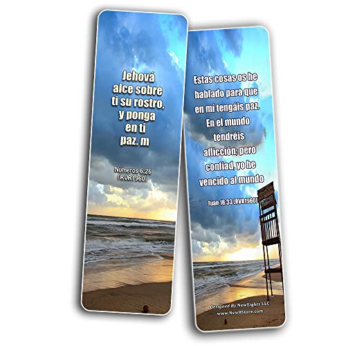 Spanish Peace Bible Verses Bookmarks (30 Pack) - Handy Spanish Bible Texts To Learn What Traits Define And Constitute Virtuous Women from the Many Lessons of the Bible