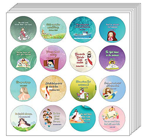 Religious Stickers for Kids