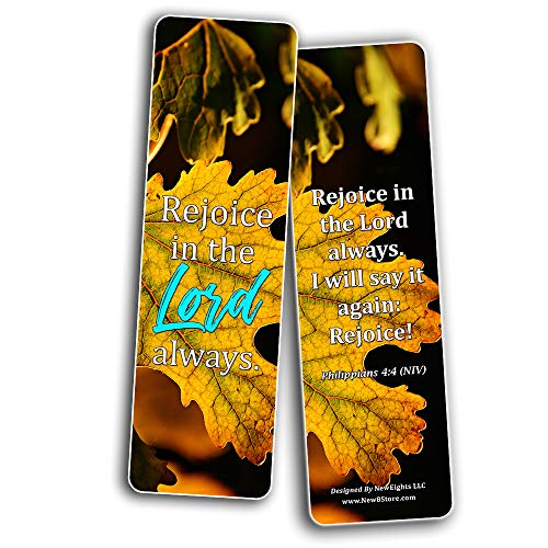 Search for Joy in Jesus Bookmarks (12-Pack)
