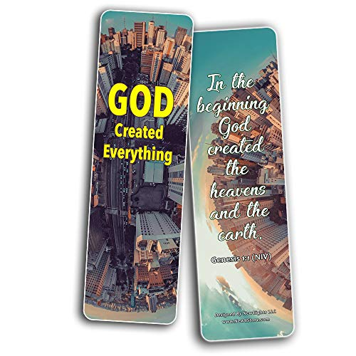 Christian Bible Bookmarks for Biblical Financial Principles Series 2 (60-Pack) - Stocking Stuffers for Men Women Sunday School Church Supplies - Money Management Finances Cards