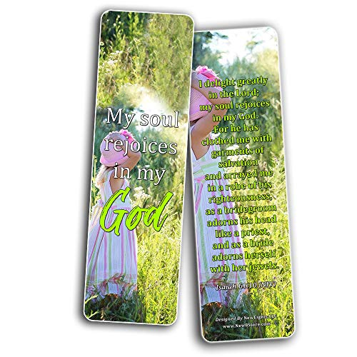 Search for Joy in Jesus Bookmarks (60-Pack)