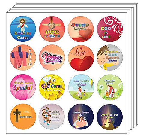Amazing Grace Stickers
