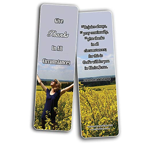 Secret To Powerful Prayer Memory Verses Bookmarks (30-Pack) - Handy Reminder About Powerful Prayer