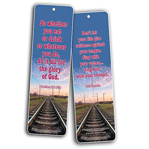Peace Bible Verses Bookmarks (30-Pack)