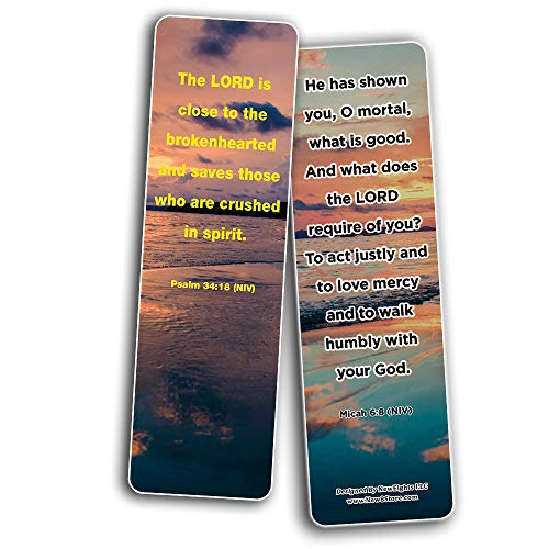 Show Empathy To Others Bible Bookmarks