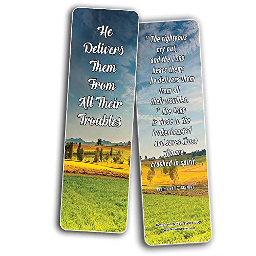 God's Not Done With You Bible Bookmarks (30-Pack) - Handy Reminder About God Is Not Done With Us