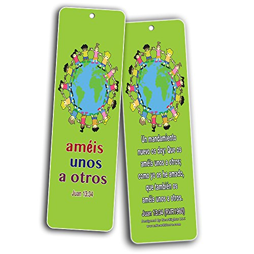 Spanish Religious Bookmarks for Kids