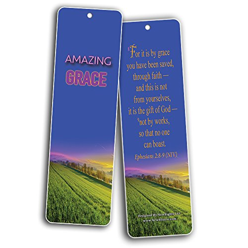 Bible Verses About Salvation Bookmarks