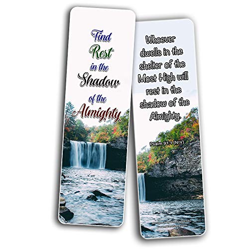 Religious Scriptures about Walking with God Bookmarks
